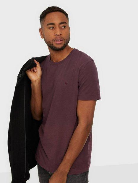 Jack & Jones Jjewashed Tee O-Neck Noos T-shirts & undertrøjer Port Royale