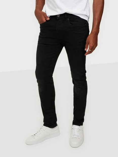 Selected Homme Slhslim-Leon 4003 W. Black St Jns J Jeans Black Denim