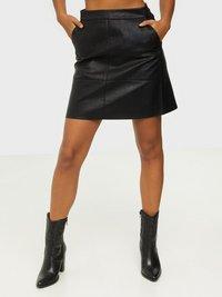 Only Onlabigail Faux Leather Skirt Otw Gonna Donna