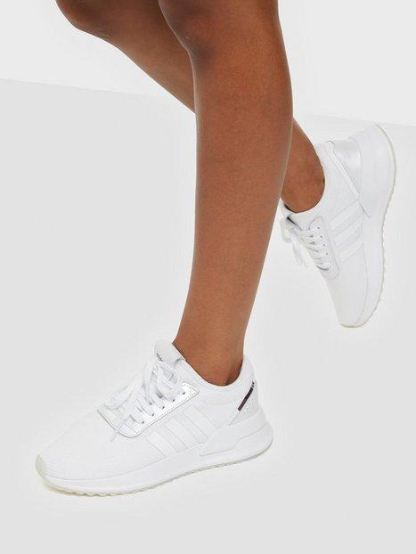 Adidas Originals U_Path X Low Top Vit