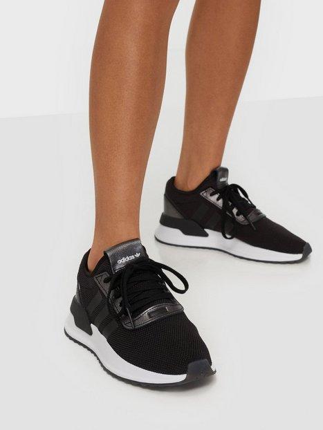 Adidas Originals U_Path X Low Top Svart