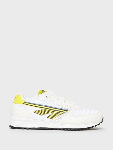 Hi Tec Badwater Sneakers Yellow - herre