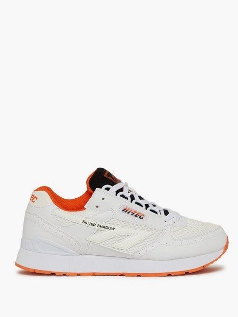 Hi Tec Silver Shadow Sneakers White Black mand køb billigt