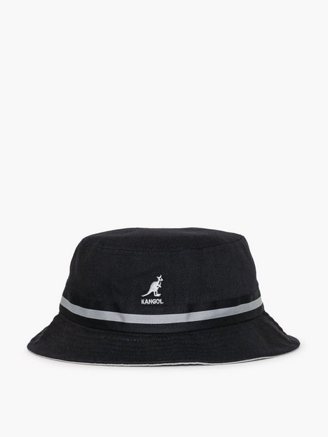 Kangol Stripe Lahinch Hatte Black