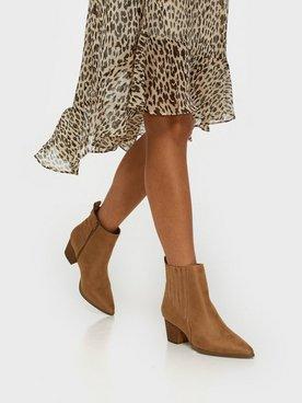 Köp Duffy Western Boots Camel | Boots