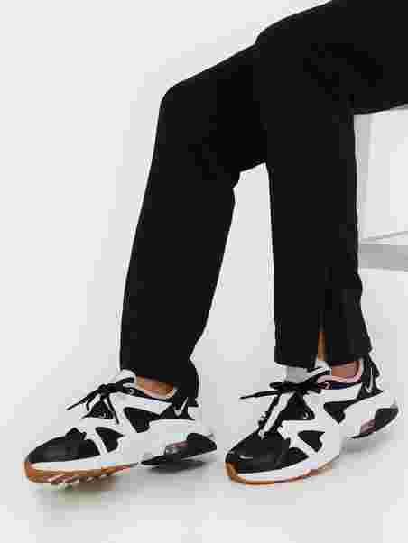 uk sko all svart nike air max 96