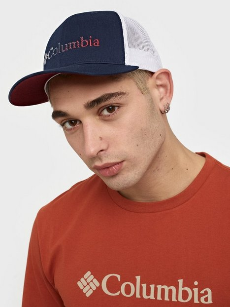 Columbia Columbia Mesh Snap Back Hat Kasketter Navy - herre