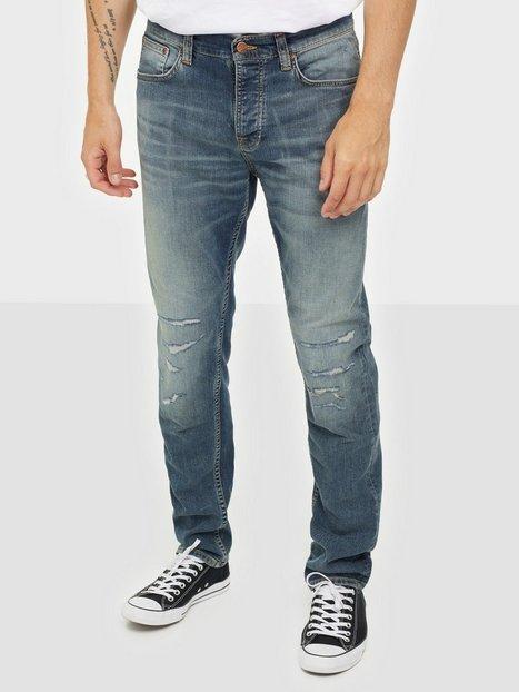 Nudie Jeans Steady Eddie II Broken Love Jeans Denim
