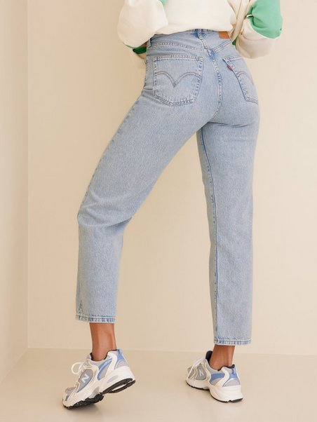 Levi's® RIBCAGE STRAIGHT ANKLE Jeans straight leg middle