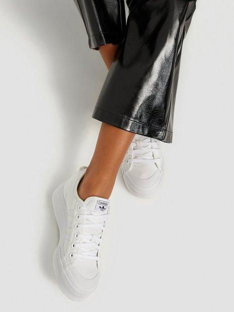 Adidas Originals Nizza Platform W Low Top Hvid