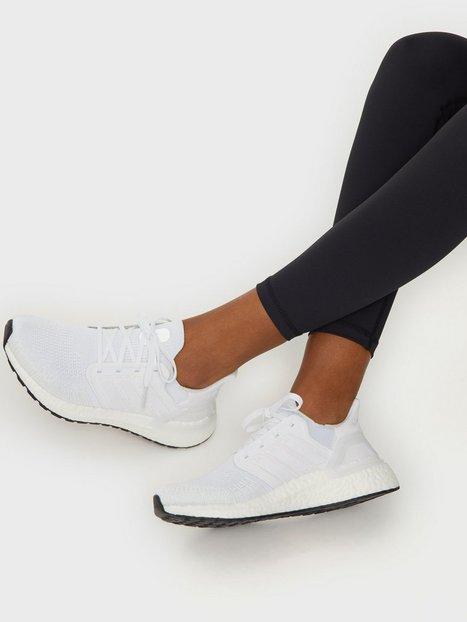 Adidas Sport Performance Ultraboost 20 Löparskor Lättvikt Vit