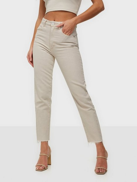 Abrand Jeans A '94 High Slim Stone Mom Jeans