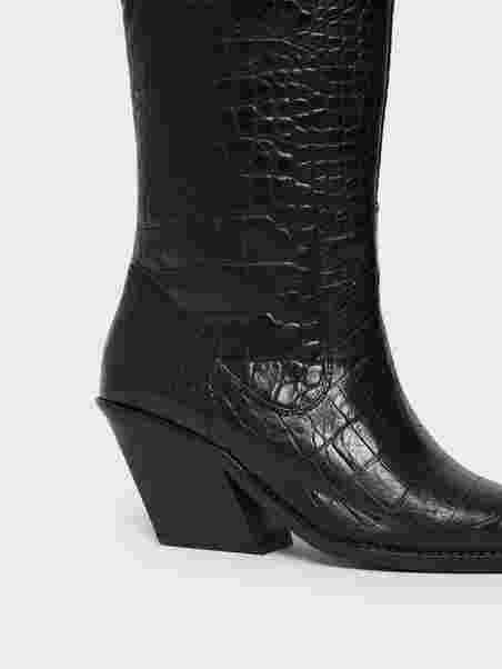 Köp Bronx BX 1645 Low Kole Svart | Boots