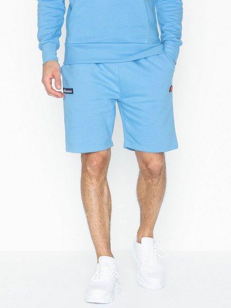 ELLESSE El Noli Fleece Short Shorts Lyseblå mand køb billigt