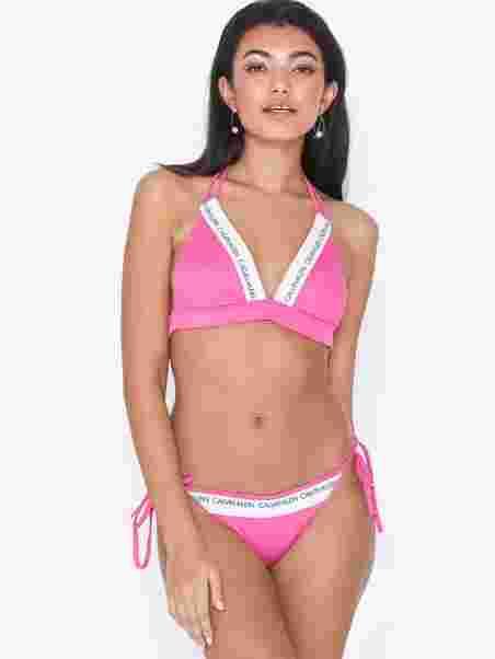 Oärlighet svag Baron  Shoppaa Calvin Klein Underwear Fixed Triangle - Nelly.com