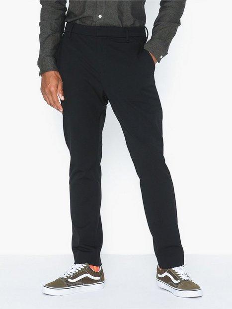 PLAÎN Josh 315 Bukser Black mand køb billigt