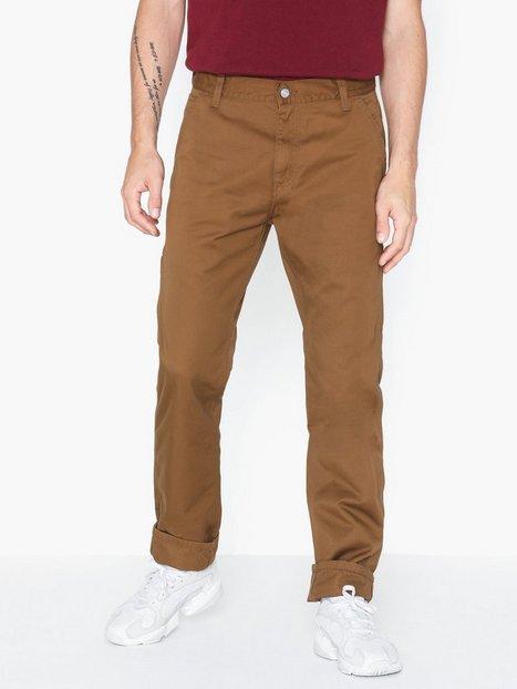Carhartt WIP Ruck Single Knee Pant Bukser Brown mand køb