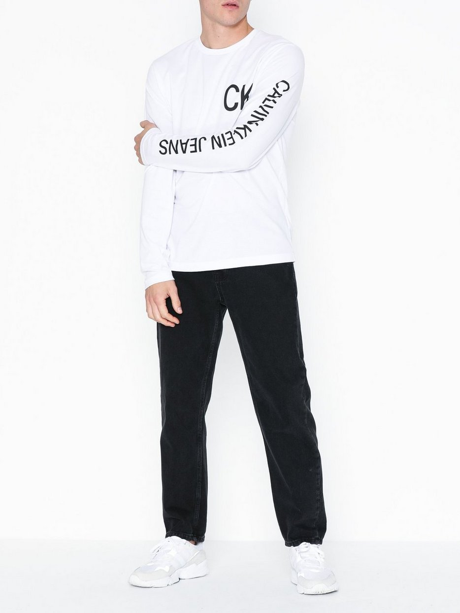 CK Jeans On The Black LS