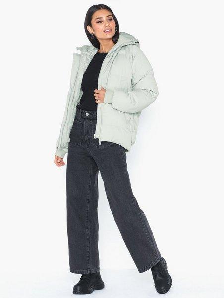 Shoppaa SHU 300 Bomber Woman Vaaleanharmaa | Takit