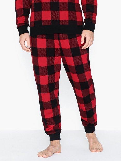 Calvin Klein Underwear Jogger Nattøj Red - herre