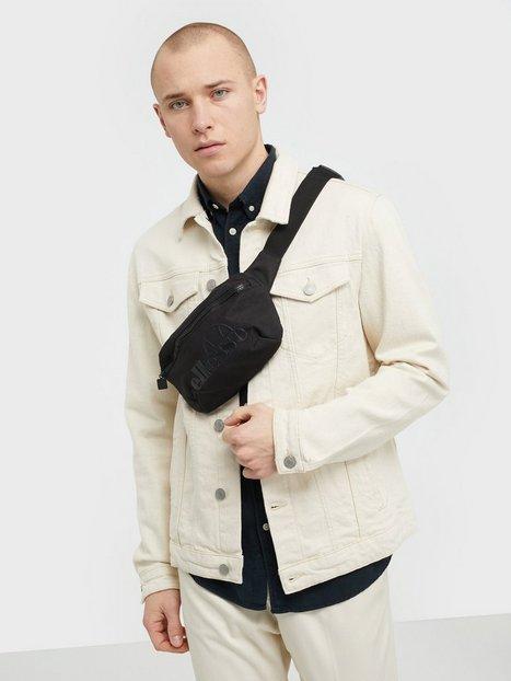 ELLESSE El Rosca Cross Body Bag Tasker Black - herre