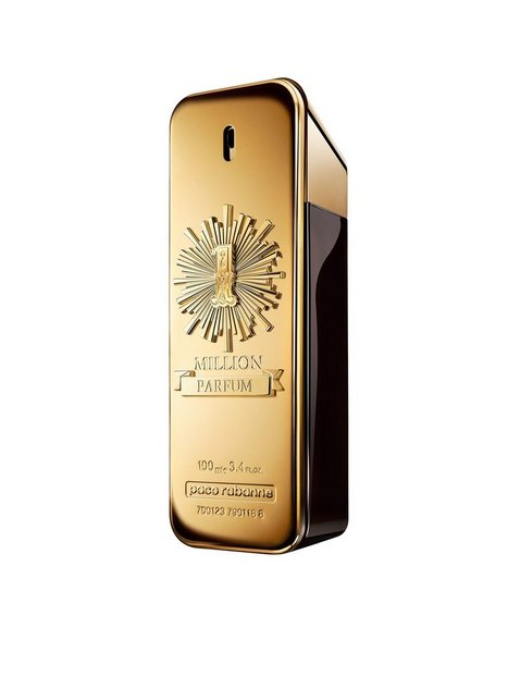 Paco Rabanne One Million Perfum Eau de parfum 100 ml Parfumer Transparent - herre