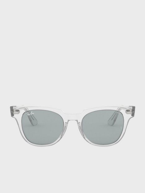 Ray Ban Meteor 0RB2168 Solbriller Transparent mænd køb billigt