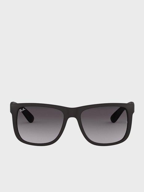 Ray-Ban Justin 0RB4165 Solbriller Sort