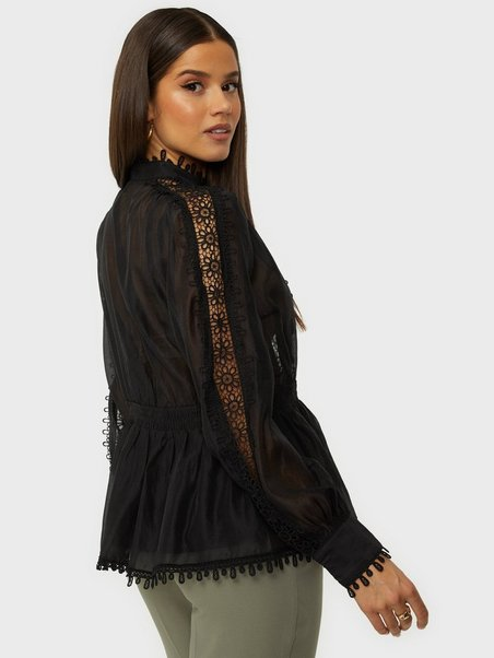Shop Y A S Yaskemsley Ls Shirt Show Black Nelly Com Quality assemble dress with free worldwide shipping on aliexpress. yaskemsley ls shirt show
