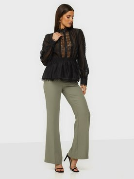 Shop Y A S Yaskemsley Ls Shirt Show Black Nelly Com Buy products such as free assembly womens button down shirtdress at walmart and save. y a s