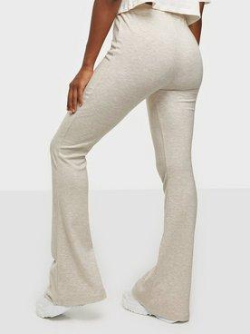 Shoppa NLY Trend Cozy Show Pants Beige
