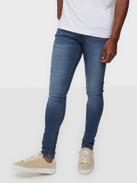 Jack & Jones Jjitom Jjoriginal Am 814 Jeans Blue Denim