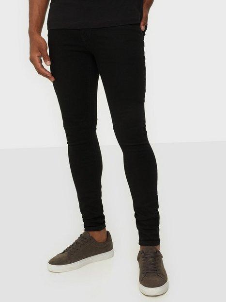 Jack & Jones Jjitom Jjoriginal Am 816 Jeans Black Denim