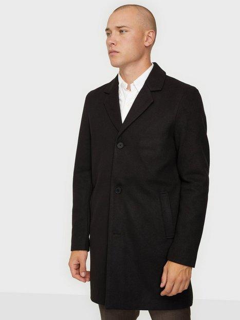 Jack & Jones Jjliam Coat Jakker & frakker Black