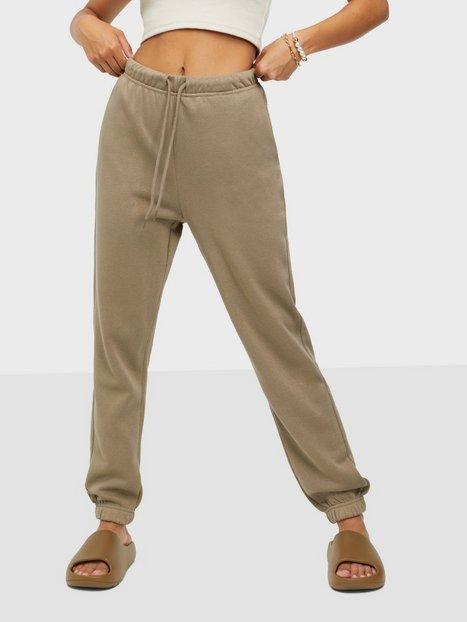 Pieces Pcchilli Hw Sweat Pants Noos Bc Joggingbukser Silver Mink