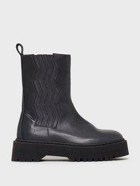 Köp Gestuz MarleeGZ chunky boots Dark Navy | Boots