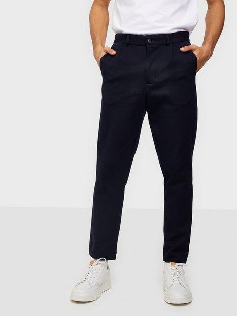 Selected Homme Slhregdrew Hybrid Trousers B Bukser Dark Sapphire