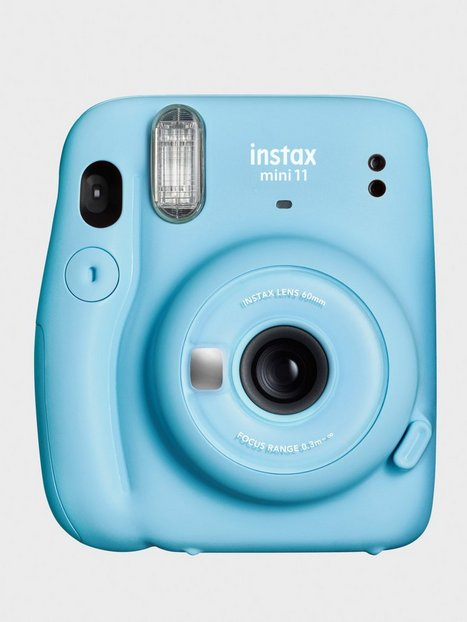 Instax Instax Mini 11 Øvrigt Blue