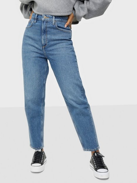 Lee Jeans Stella Tapered High waisted jeans