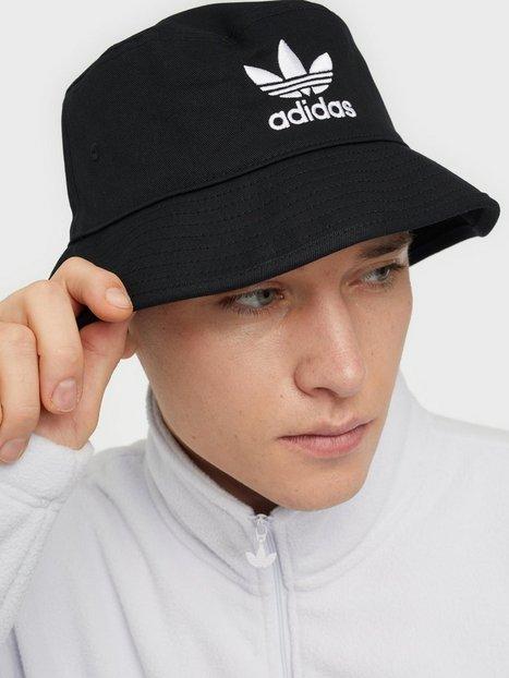 Adidas Originals Bucket Hat Ac Hatte Sort/Hvid