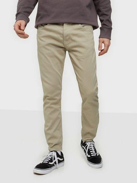 GABBA Alex K3995 Jeans Long Jeans Beige
