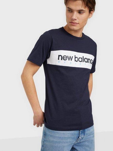 New Balance MT11548 Long Sleeve Top T-shirts & undertrøjer Eclipse