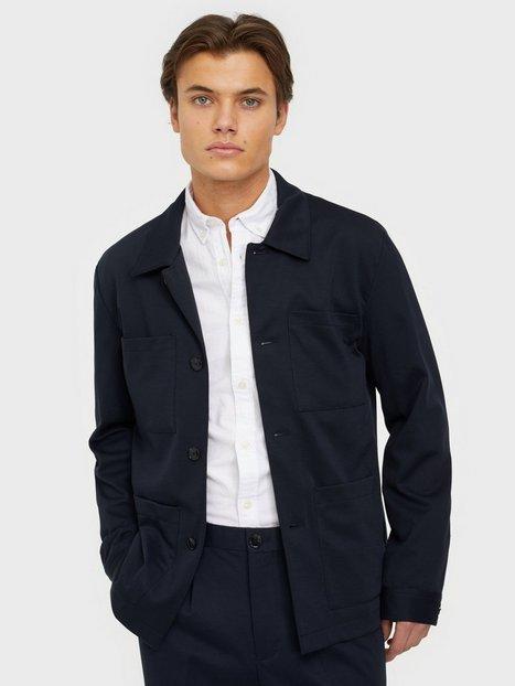 Selected Homme Slhreg-Jim Flex Hybrid Blz G Noos Blazere & jakkesæt Navy Blazer