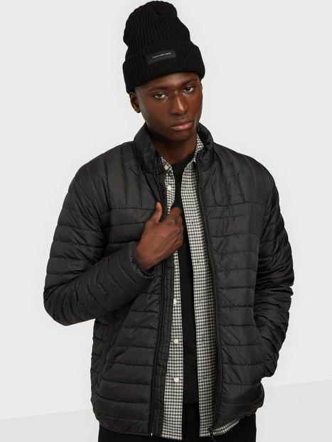 Only & Sons Onspaul Quilted Highneck Jacket Otw Jakker & frakker Black