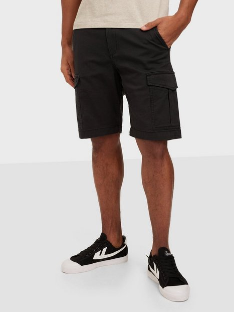 Jack & Jones Jjijoe Jjcargo Shorts Akm Shorts Black