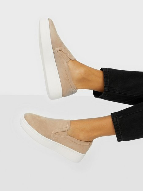 Duffy Slip-On Sneaker Slip-On Beige