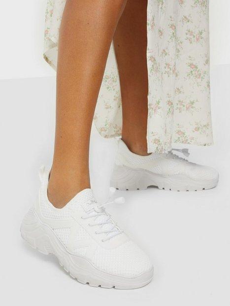 Duffy Sport Sneaker Low Top Hvid