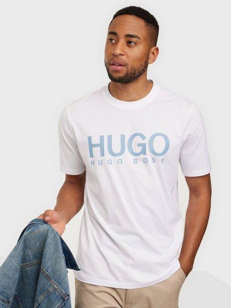 HUGO Dolive212 10229761 T-shirts & undertrøjer White