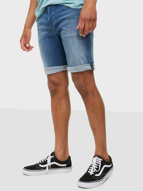 Replay Rbj.901 Short Shorts Medium Blue