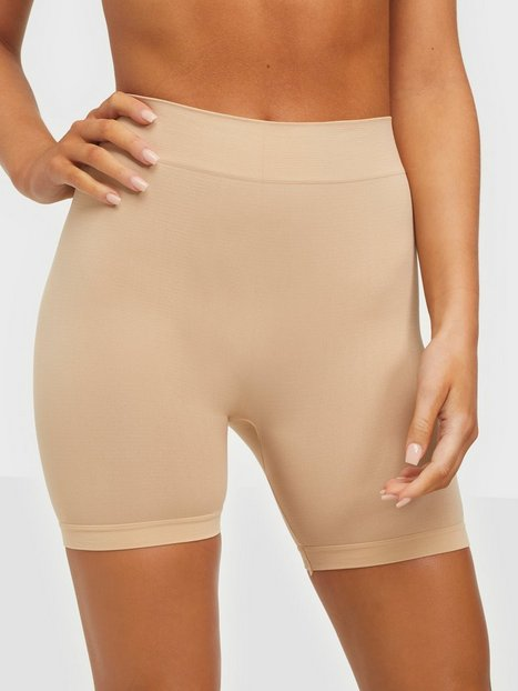 NLY Lingerie Biker Functional Shorts Shaping & support Beige